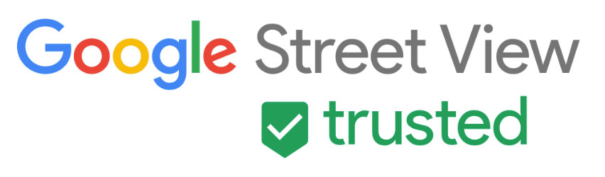 Google Street View Trusted Logo Wurzelwerk