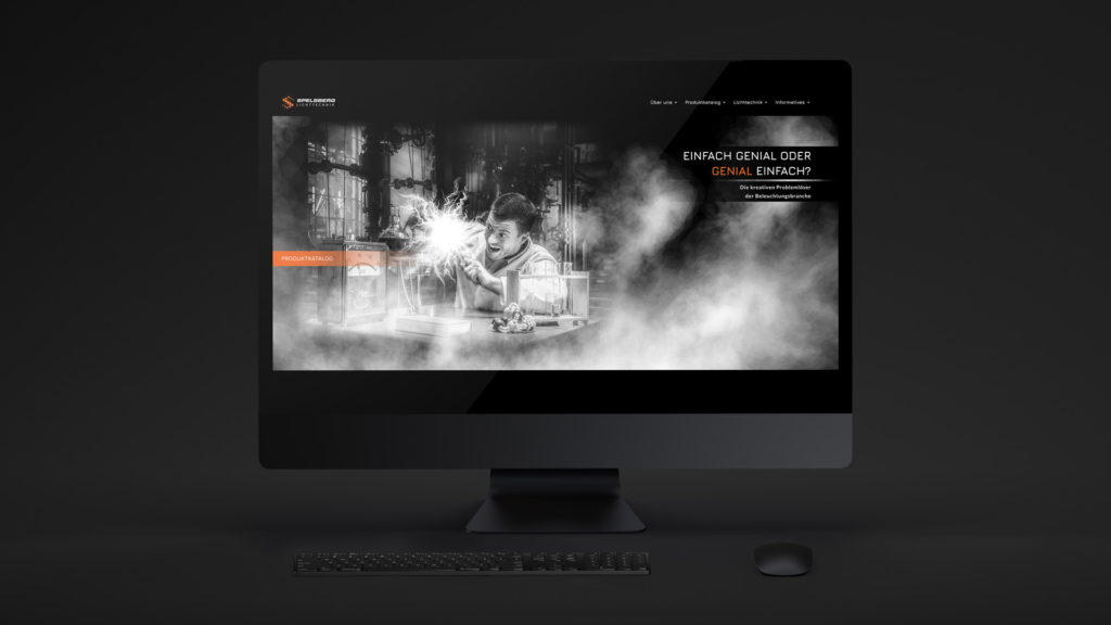 Markenentwicklung und Marketing-Maßnahmen im Film Noir Konzept von Wurzelwerk