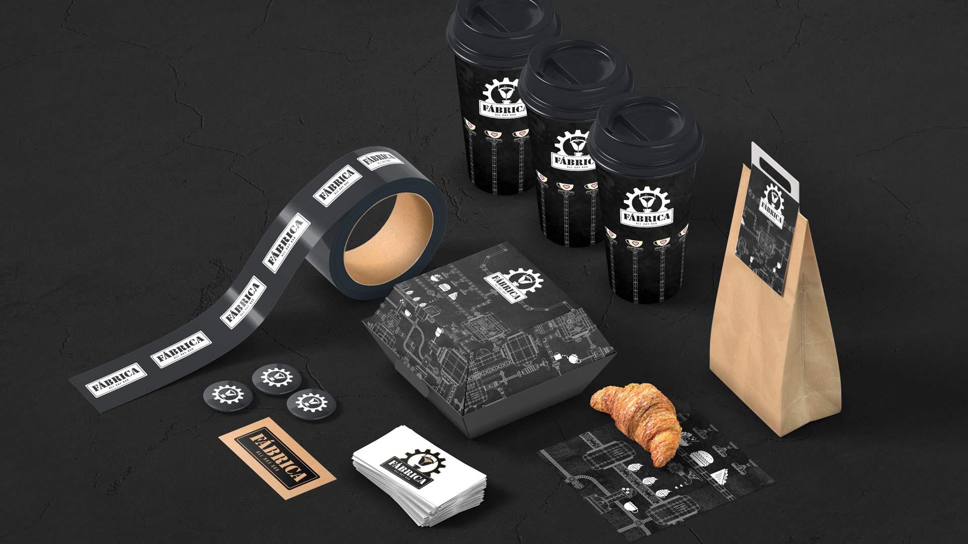 Industrielles Branding mit Logo und Corporate Design von Wurzelwerk